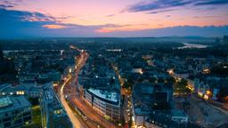 Find cheap flights to Bonn