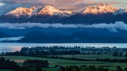 Find cheap flights to Te Anau
