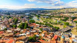 Find cheap flights from Tel Aviv to Tbilisi