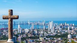 Find cheap flights to Cartagena