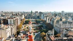 Find cheap flights from Tel Aviv to Buenos Aires Ministro Pistarini