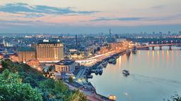 Find cheap flights to Kyiv