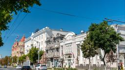 Rostov on Don hotel directory