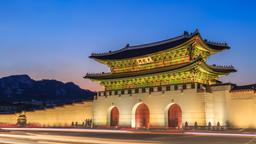 Find cheap flights from Tel Aviv to Seoul
