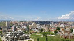 Find cheap flights to Pristina