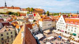 Find cheap flights to Estonia