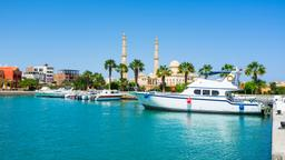 Find cheap flights from Tel Aviv to Hurghada