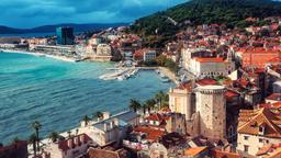Find cheap flights to Split
