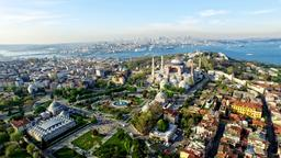 Find cheap flights from Tel Aviv to Istanbul
