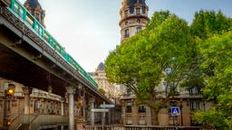 Paris hotels in 16th arrondissement
