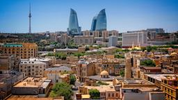 Find cheap flights from Tel Aviv to Baku