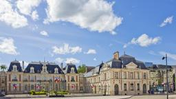 Poitiers hotel directory