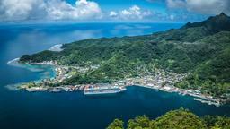 Find cheap flights to Pago Pago