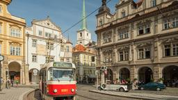 Find cheap flights to Prague