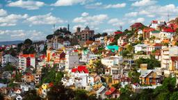 Find cheap flights from Tel Aviv to Antananarivo