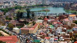 Find cheap flights to Antananarivo