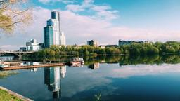 Find cheap flights from Tel Aviv to Yekaterinburg