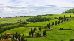 Find cheap flights to Tuscany