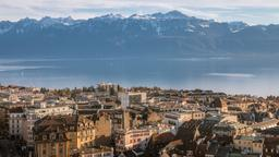 Find cheap flights to Lausanne