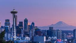 Find cheap flights to Seattle