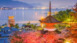Find cheap flights to Hiroshima