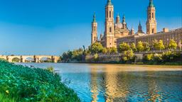 Find cheap flights to Zaragoza