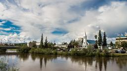 Find cheap flights from Tel Aviv to Fairbanks