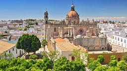 Find cheap flights from Tel Aviv to Jerez de la Frontera