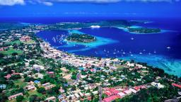 Find cheap flights from Tel Aviv to Port Vila