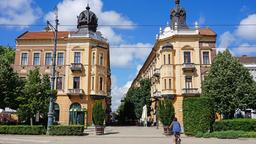 Find cheap flights to Debrecen