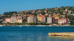Find cheap flights to Portorož