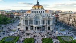 Find cheap flights from Tel Aviv to Mexico City Federal District