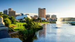 Find cheap flights to Adelaide