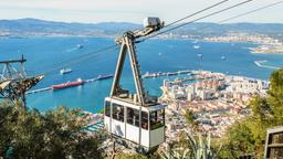 Find cheap flights to Gibraltar