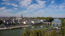 Find cheap flights to Angers