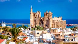 Find cheap flights to Famagusta