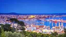 Find cheap flights from Tel Aviv to Palma de Mallorca
