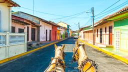 Find cheap flights from Tel Aviv to Nicaragua