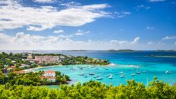 Find cheap flights to the U.S. Virgin Islands