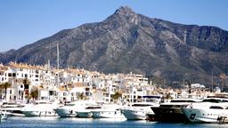 Find cheap flights to Marbella