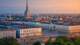 Find cheap flights to Turin