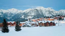 Courchevel hotel directory