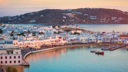 Find cheap flights from Tel Aviv to Mykonos