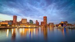 Find cheap flights to Baltimore