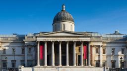 London hotels near National Gallery