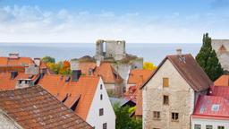 Find cheap flights to Visby