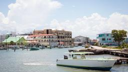 Find cheap flights from Tel Aviv to Belize City