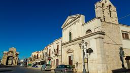 Find cheap flights to Apulia