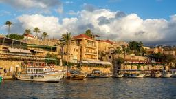Find cheap flights from Tel Aviv to Lebanon