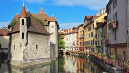 Annecy hotels near Château d'Annecy
